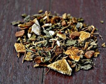 Immune Booster / Strengthener / Cold and Flu Tea / Organic / Loose Leaf