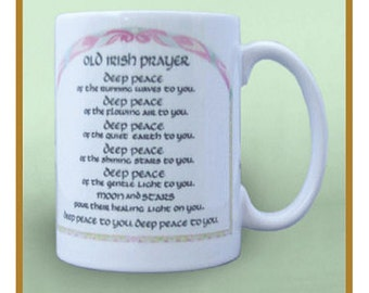 Old Irish Prayer