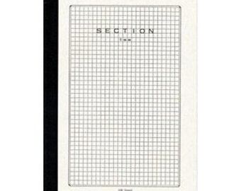 SALE 15% OFF Tsubame B5 Size 5mm Graph Notebook - 30 Sheets.