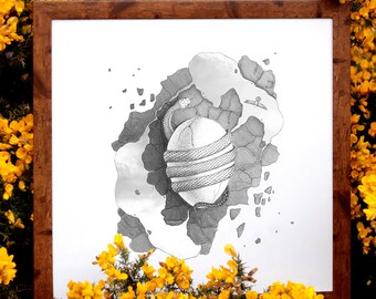 Creation - Open Edition Giclée Print