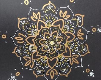 Handmade Hand Drawn Unique Pen Art Designs