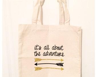 Adventure Canvas Bag