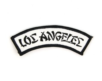 Los Angeles Vintage Patch