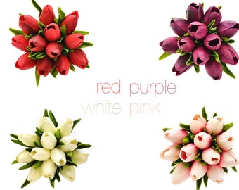Sample Real Touch Tulip -Choose Your Color