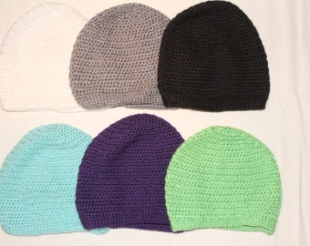 Single Color Beanies