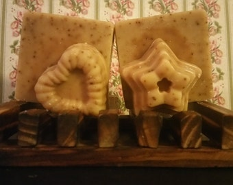 Coffee Soap Sample Size