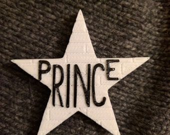 Prince Magnet First Avenue Star