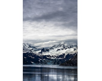 Northern Sea - Northern Sea Photo - Mountain Digital Photo - Mountain Photo Print - Vertical - Digital Photo - Digital Download - Wall Decor