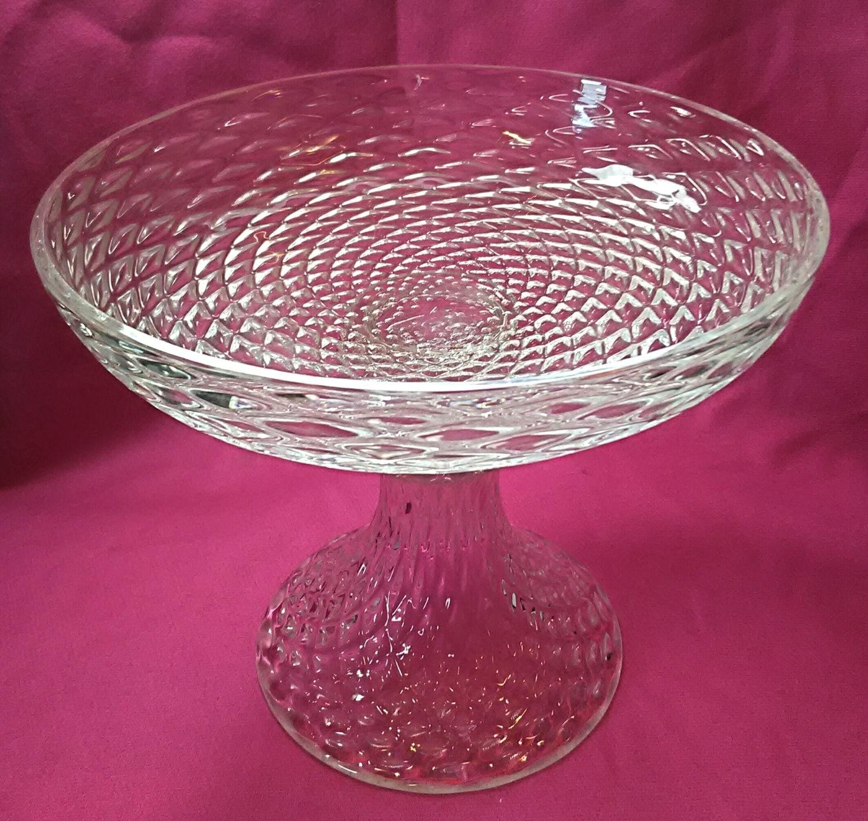 Footed fruit bowl fruit bowl centerpiece bowl footed bowl - Footed bowl centerpiece ...