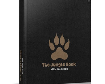 PERSONALIZED The Jungle Book