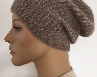 Cashmere Beanie / hat made of finest cashmere