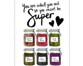 You are Super Print