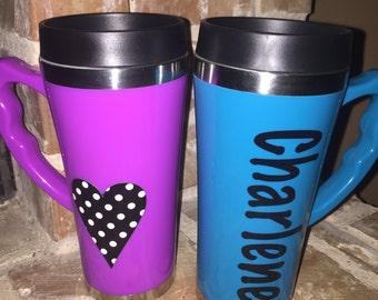 Custom Coffee Mug with handle