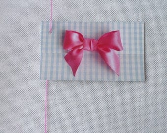 100 FASHION JEWELRY/ACCESSORIES Boutique Clothing Tags Pink Bow onWhite/Lt Blue Plastic Self-Locking Loops at Etsy