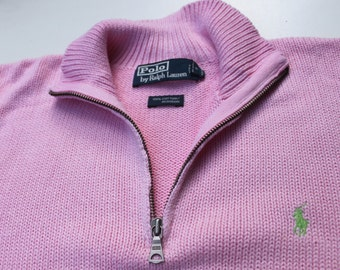 Ralph Lauren -sweater, new, rosé, sizeM