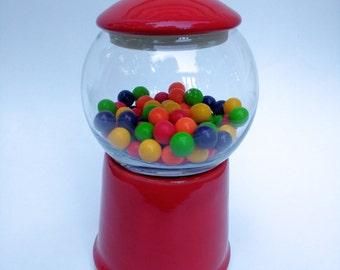 Gumball Machine Candy Dish/Terrarium