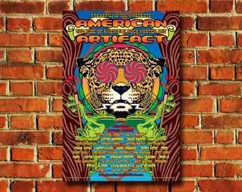 Psychedlic Poster - #0465