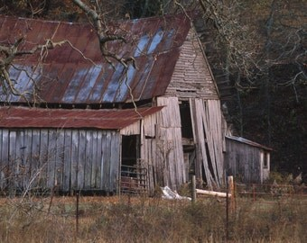 Rustic Barn in Tennessee