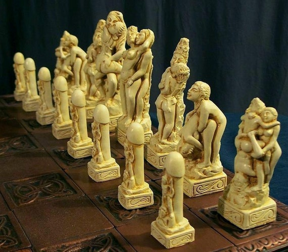 Nude Chess Sets
