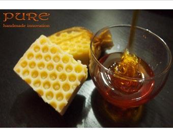 Handmade Soap Honey