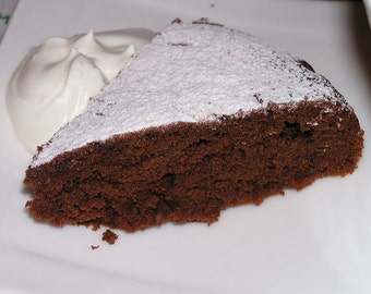 Recipe gluten free cakes chocolate cake