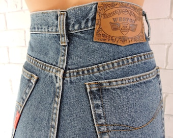 Vintage WESTCO 90's High waisted Jeans