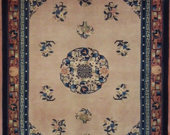 Carpet China Beijing 100 l-244x168 cm-hand-knotted (244,045)