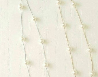 Pearl Necklaces-