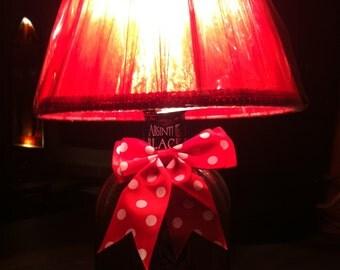 Absinthe lamp black