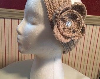 Headband and ear warmers
