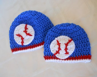 Cubs Baseball Hat, Baby, Child, Teen, Adult