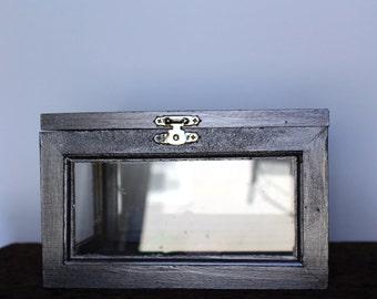 Steel Hue Display Box
