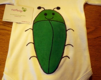 Bubbly Beetle T-Shirt or Bodysuit