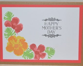 Handmade - Mothers Day - Card (HBCMD01)
