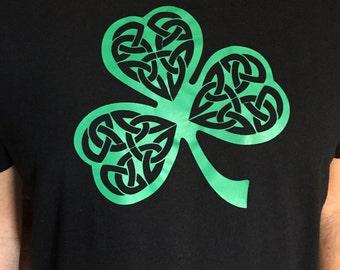 Celtic Style Shamrock