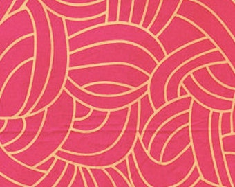 Jungle Fever for Free Spirit Fabrics LD17Pink