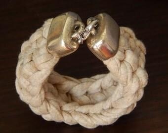 Bracelet, bangle, armlet, wristlet