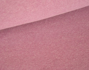 Rib smooth dusky pink