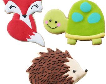 Sweet Elite Woodland Cookie Cutter Set By Autumn Carpenter