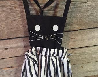 Girls Cat Dress