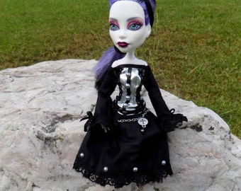 Gothic witch - dress for MH and EAH