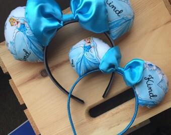 Cinderella Princess Mickey Ears