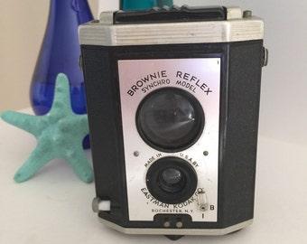 1940s Kodak Brownie Reflex