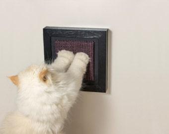 Medium-size wall cat scratcher