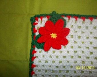 christmas place mats- set of 4