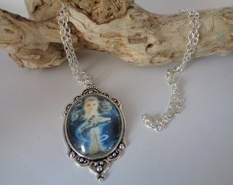 "Necklace ""the neverending story"""
