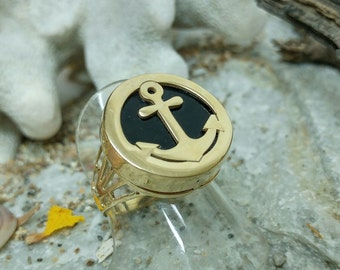 Sea anchor ring