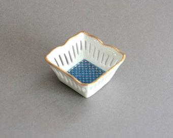 porcelain mini dish