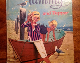 Tammy and Pepper Book