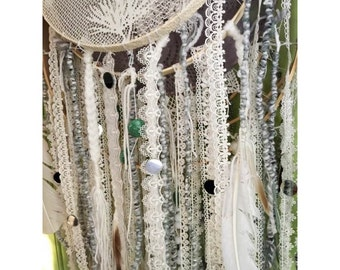 CUSTOM Whimsical Dream Catcher